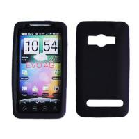 China Silicon Case for HTC EVO 4G on sale