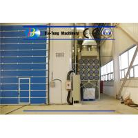 Quality Top Safety Premium Blast Booth , Portable Sandblasting Booth For Large Workpieces for sale