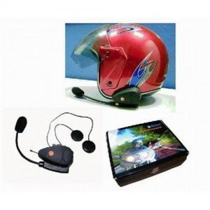 Bluetooth helmet headset for motorbike
