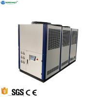 China Mgreenbelt Series 30HP plant cooling system air-cooled water chiller with low price on sale