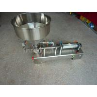 China 100ml Automatic Packaging Machine , Paste Filling Machine With One Piece Nozzle on sale