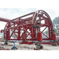 Quality Round Steel Hydraulic Tunnel Formwork Pillar Beam Subway Culvert For Bridge for sale