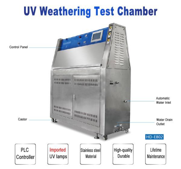 uv test machine