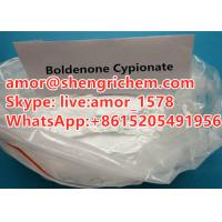 Quality best raw material powder Boldenoe Cypionate with good quality CAS 106505-90-2 for sale