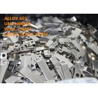 China N06601 / W.Nr. 2.4851 Nickel Chromium Iron Alloy Good Resistance To Carburizing Conditions on sale