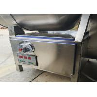 Quality Electric Meat Tumbler Machine , Commercial Vacuum Tumbler Meat Marinator for sale