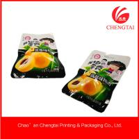 Reusable Small Plastic Three Side Seal Bag  For Dry Fruit / Candy Packaging