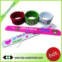 Wholesale kids silicon snap band