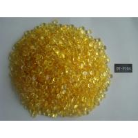 Quality Yellowish Granule Co-Solvent Polyamide Resin High Glossiness DY-P104 for sale
