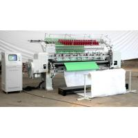 Quality 94 Inch Lock Stitch Multi Needle Quilting Machine Shuttle Type For Making Blankets for sale