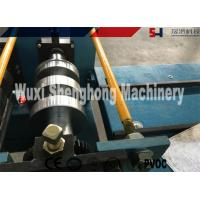 Quality Automatic Ridge Cap Roll Forming Machine 16Mpa Hydraulic Pressure for sale