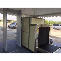 Quality High Precison Security X Ray Luggage Scanner 100-160Kv With 200kg Max Load for sale