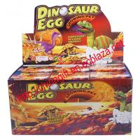 Quality Hatching Dinosaur Egg Growing Pets Toy for sale
