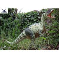 Quality Moving Realistic Dinosaur Model With Speaker For Dinosaur World Museum Display for sale