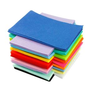 Quality Different Color Needle Punching Nonwoven Fabrics ISO Certificated Factory for sale