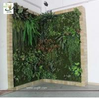 Quality UVG GRW08 Fake Plant walls Vertical Green Wall System with anti-uv outdoor use for sale