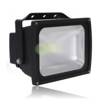Quality Glass 55W 50 - 60HZ outdoor led flood lights with Environment protecting lighting for sale