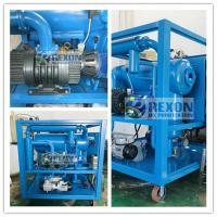 China Fully Enclosed Type Substation Field Use Vacuum Insulating Oil Filtration System 6000 Liters/Hour on sale