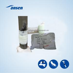 China Water Pipeline Repair Bandage Fiberglass Pipe Wrap Gas Pipeline Repair Tape to Repair Leaky Pipe on sale