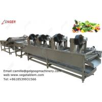 Quality Automatic Vegetable Washing Machine Industrial Fruit Dryer Machine Manufacturers for sale