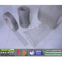 Buy cheap Wire Mesh Demister Pad, 304 wire mesh demister pad from Wholesalers