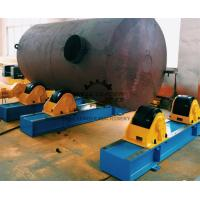 Quality 40T Convenyional Tank Turning Rolls For Pipe Tank Vessel Boiler Industry for sale