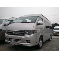 Quality Professional 4 Wheel Drive Cargo Van / Dongfeng Mini Truck DFR4 Without Seats for sale