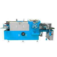 China book cover folding machine on sale