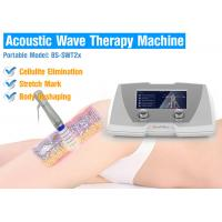 Buy cheap Portable shockwave therapy machine price from wholesalers