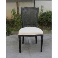 Buy cheap Hotel and Restaurant Modern Simple Design Single Chair Wooden Dining Chair from Wholesalers