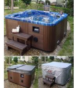 Quality Outdoor Bathtub (GSPA-04) for sale