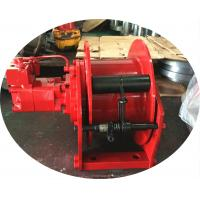 Quality custom built 1-100 ton crane winch compact winch for sale
