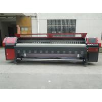 China 3.2m Spectra Polaris 512 Solvent Printer&Outdoor Flex Banner Printing Machine the King of the Speed on sale