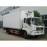 Quality 6 wheels 10 ton refrigerator cooling van truck for sale