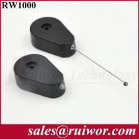 Quality Drop - Shaped Anti Theft Retail Security Tether Pull Box For Product Positioning for sale