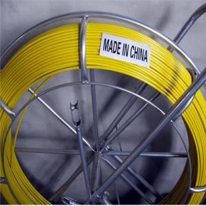 Quality Fiberglassductrodder/Flexible fiberglass rod/Cobra conduit rod for sale