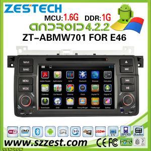 Quality ZESTECH high quality cheap price car navigation for bmw e46 navigation for sale