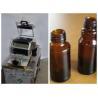 Handheld Manual Round Bottle Semi Automatic Labeling Machine ,  Label Applicator Machine for sale