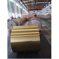 Quality Color Coating Hydrophilic Aluminium Foil Bright Finish Custom Color AA8011/1100/3102 for sale