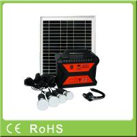 Buy cheap 10W 18V factory wholesale price portable off grid home solar lighting system from wholesalers