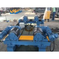 Quality 40 Ton Motorized Movable Tank Turning Rolls Rotate Pipe Tank Vessel Boiler for sale