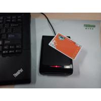 China 13.56MHz Read Write Mifare Desktop RFID Reader with USB on sale