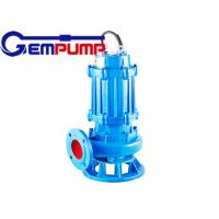 Quality QW type non-clogging submersible sewage pump For Factories and mines wastewater for sale