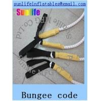 Quality inflatable bungee code for sale