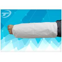 Quality Single Use Clear Plastic Sleeve Protectors For Arms 30 Gsm To 50 Gsm for sale