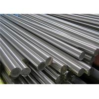 Quality Cold Drawn 316 Stainless Steel Bar , ASME Decorative Effect Round Steel Bar for sale