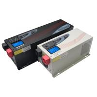 Buy cheap Pure Sine Wave Solar Inverter 1000W~6000W DC12/24/48V to AC 110/220V from wholesalers