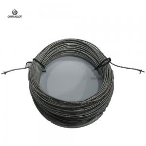 Quality =0.5mm*2 PVC Insulated Type T Thermocouple Extension Cable for sale