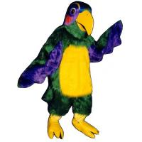 Quality Colorful Parrot Mascot costume ,cartoon costum, Plush cartoon mascot,birds, mascot Bird for sale