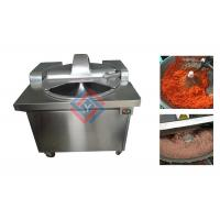 China Commercial Meat Cutter Industrial Bowl Chopper for Meat Processing on sale